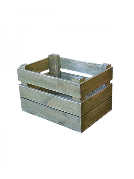 Ящик 35х25х22 (5066) Зеленый