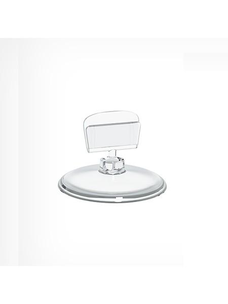 Ценникодержатель на круглой подставке BASE CLIP