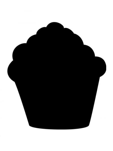 """Меловая доска """"Кекс"""""""