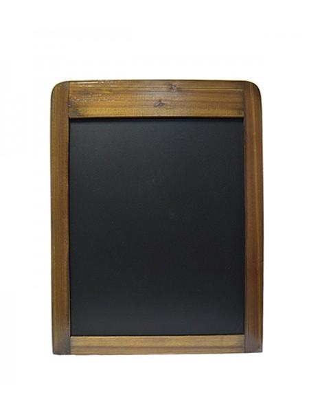 Chalkboard Меловая доска 40х50 см. Меню