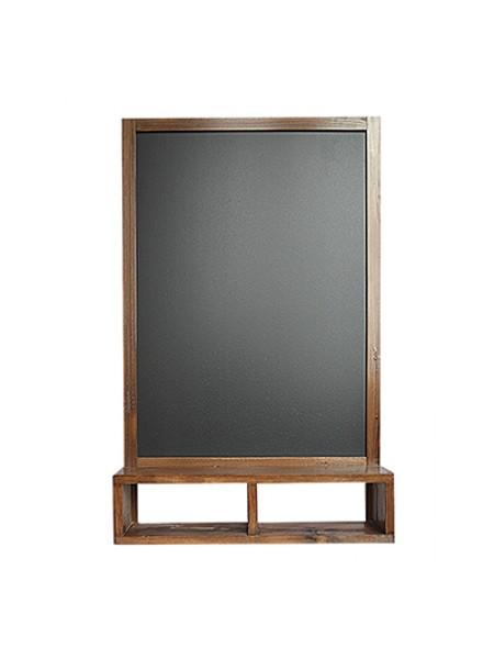 Chalkboard Меловая доска с полкой