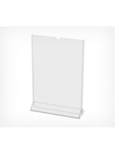 Подставка менюхолдер для листовок А5