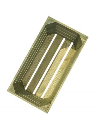 Ящик 43x23x26 (5066) Зеленый