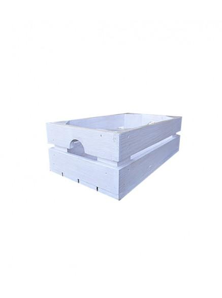 Ящик 30х17х10 (E20) Белый