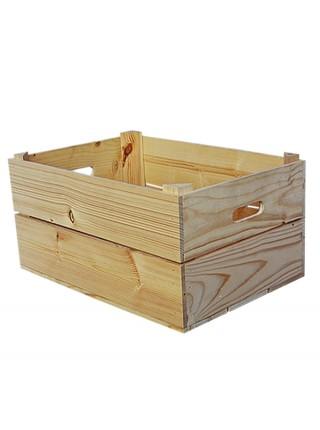 Ящик большой 53x36x26 Сосна