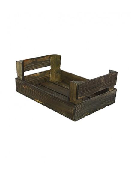 Деревянный ящик Вег 40х26х15 Мох