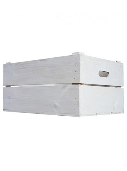 Ящик большой 53х36х26 (E20) Белый